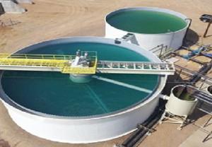 Clarifier-Water-Tank