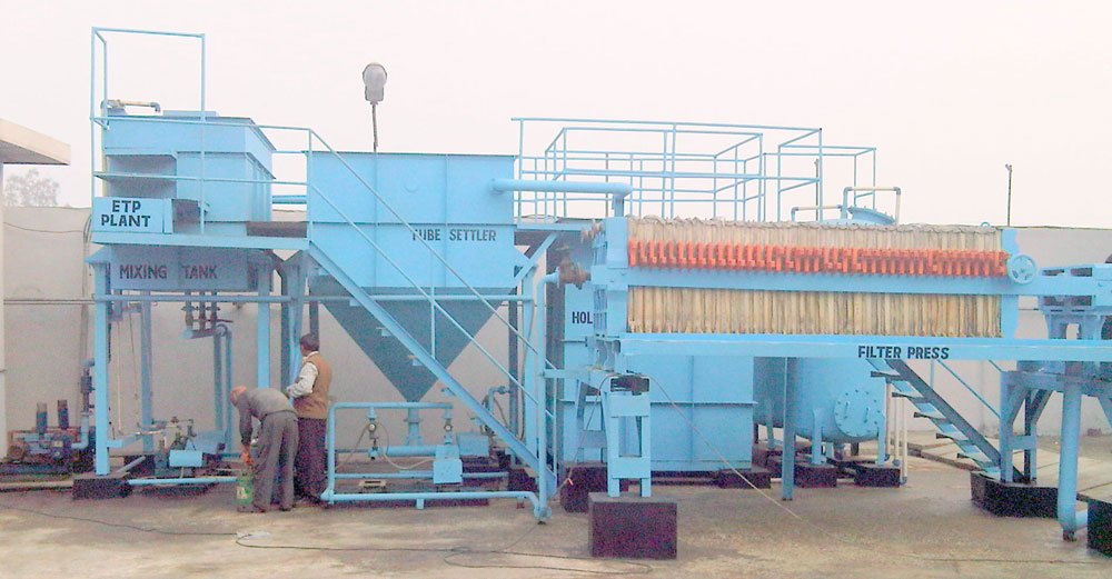 Effluent Treatment Plant(ETP)
